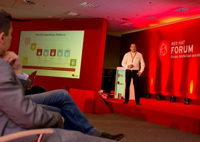 Konferencja Red Hat Forum 2016