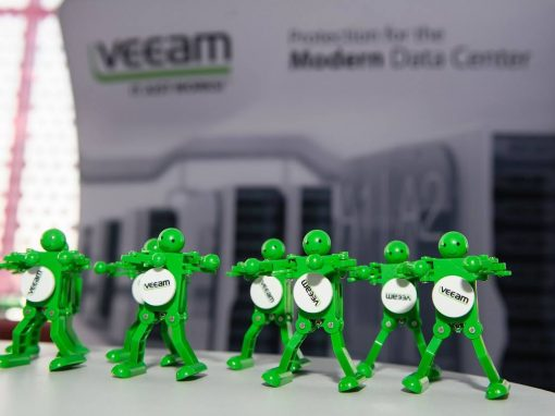 Industrial conference Veeam