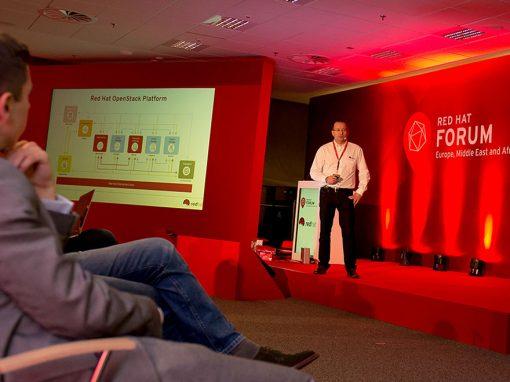 Konferencja Red Hat Forum 2016