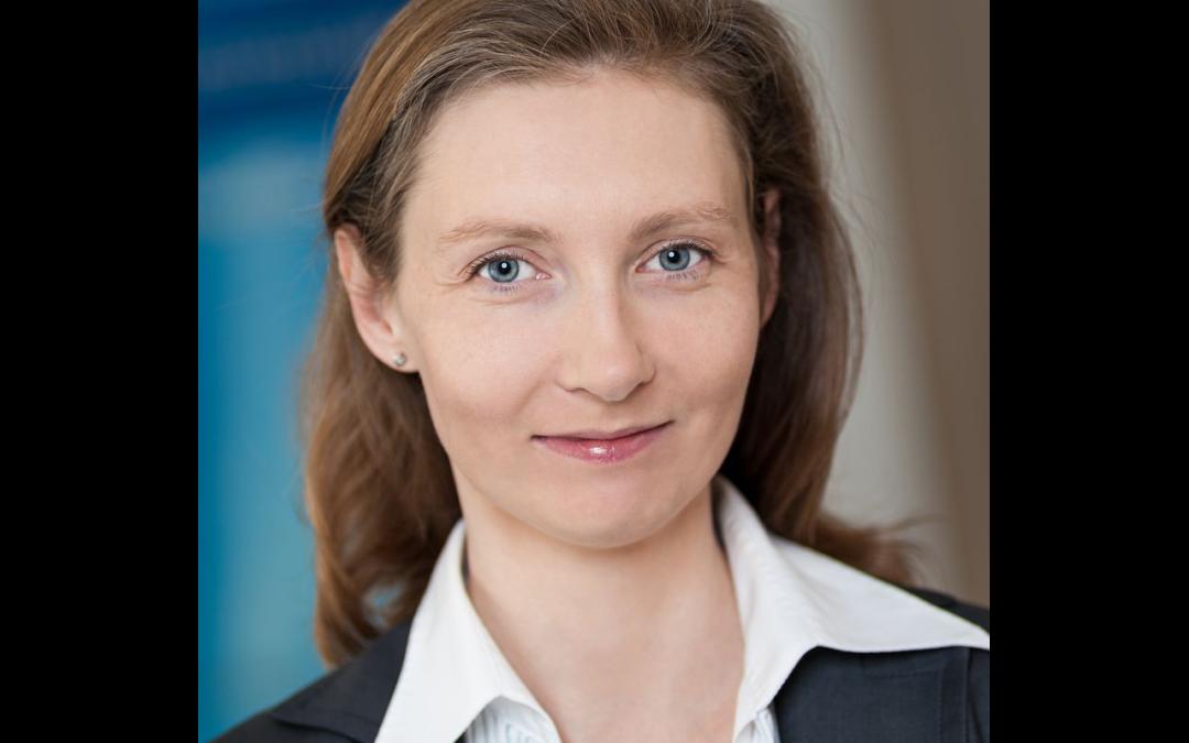 Beata Lewandowska dyrektor zarządzającą ITBC Communication